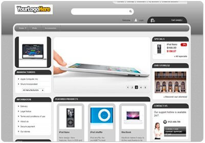 Demo Tienda Virtual Prestashop