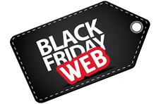 Hosting Creador Tu Web el Black Friday