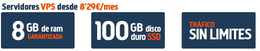 Servidor VPS en Black Friday